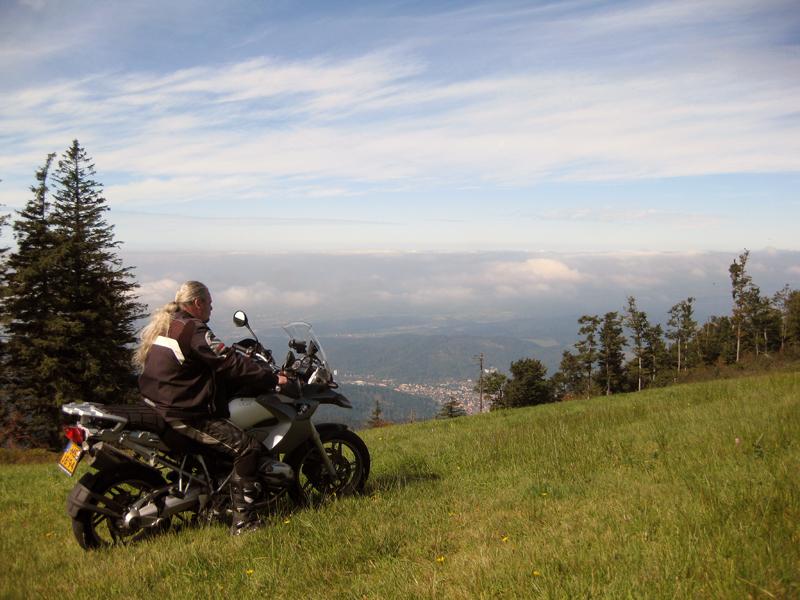 Motorvakantie 2009: Schwarzwald