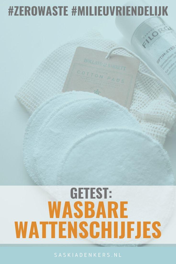 Wasbare Wattenschijfjes - Met een kleine verandering in je beauty routine maak je al een positieve impact op het milieu. Door je wegwerpartikelen in te wisselen voor duurzame alternatieven zoals wasbare wattenschijfjes verminder je de hoeveelheid afval die we samen creëren.
