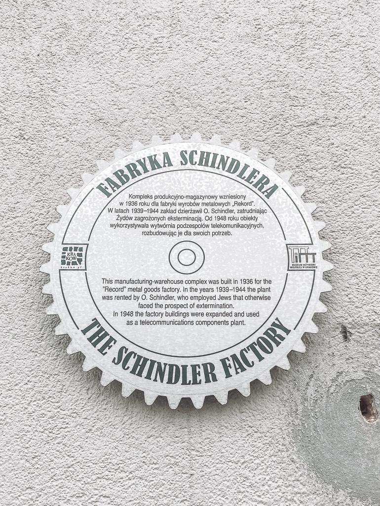 Oskar Schindlers Emaillefabriek