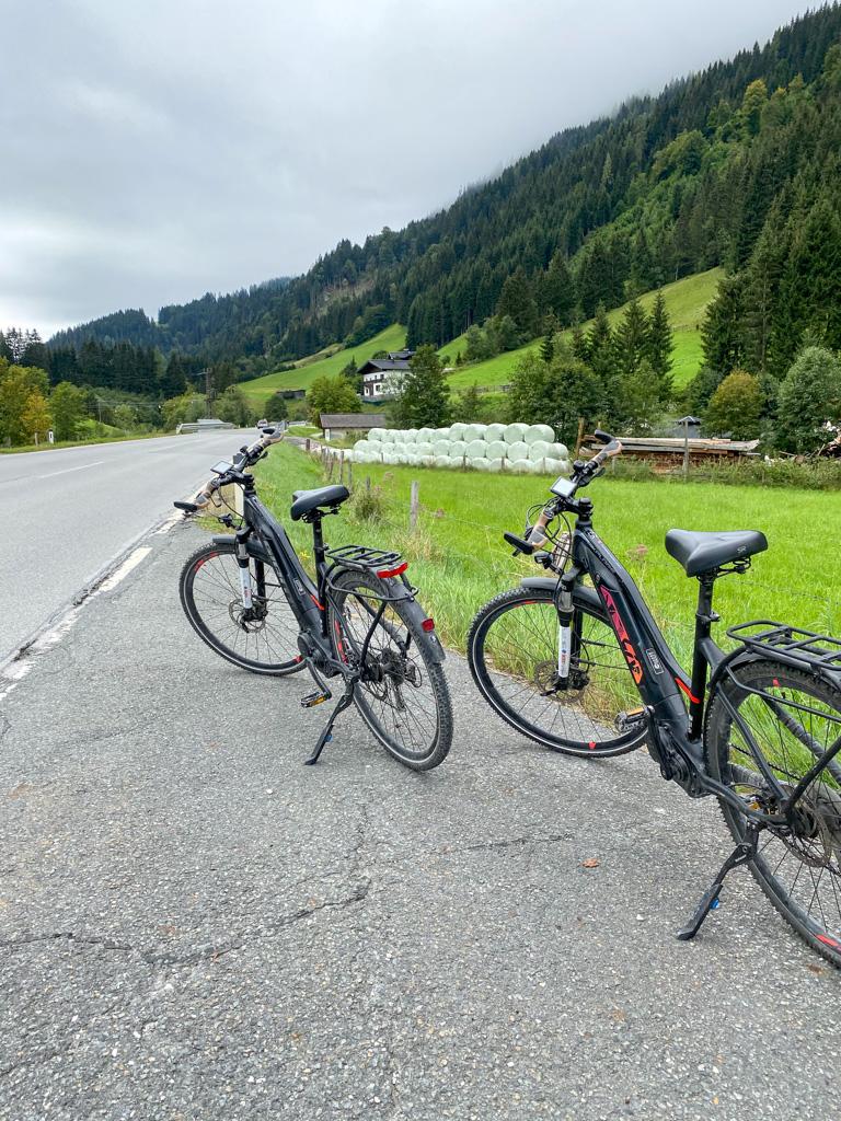 Jägersee - Fietsen in Oostenrijk